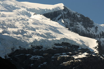 Rob Roy Glacier, Mount Aspiring National Park
