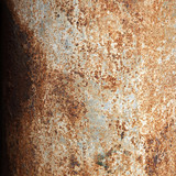 Rusty metal - abstract