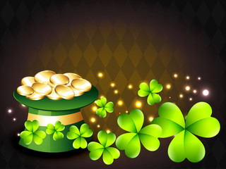 saint patrick's day background
