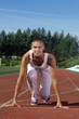 start run