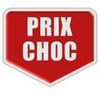 Marker rot PRIX CHOC