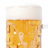 German beer glass
