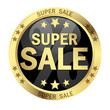 "Button "" SUPER SALE """