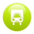 bouton internet camion livraison green