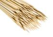 Pointed ends of skewer sticks - 49678059