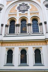 Sinagoga spagnola, Praga
