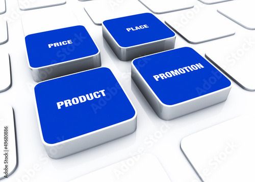 Pad Konzept Blau - Product Price Place Promotion 6