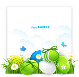 Fototapety Easter banners