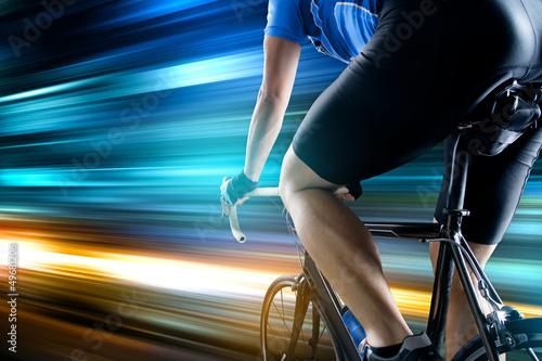 Futuristic Biking