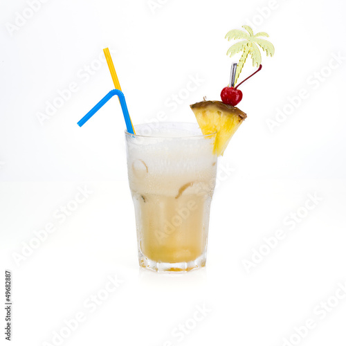 Tropical cocktail