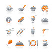 Food Icons - 2 // Graphite Series