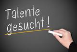 Talente gesucht ! poster