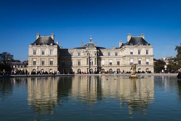 palais du luxembourg le sénat
