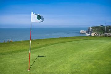 golf à etretat
