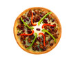 Pizza Chili Con Carne