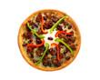 Pizza Chili Con Carne