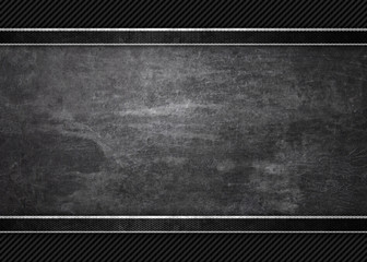 Black background of grunge metal texture texture