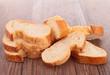 heap of bread