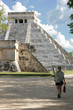 chichen itza tourist