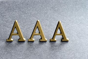 AAA, triple A, Prime, Rating, Ratingagenturen, Bonität, Analyse