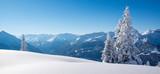 Fototapety Winterpanorama