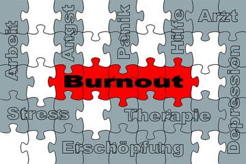 Puzzle, Burnout