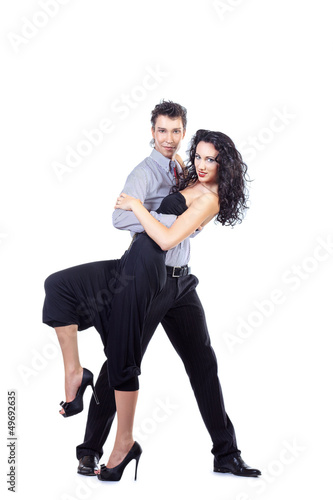 dance couple