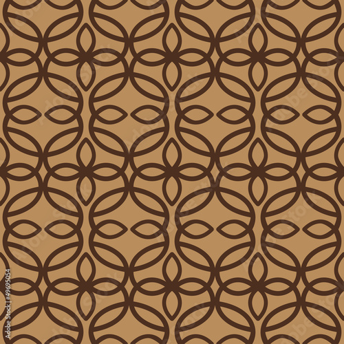 Seamless pattern - wallpaper