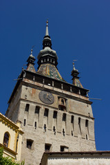 Sighisoara tower