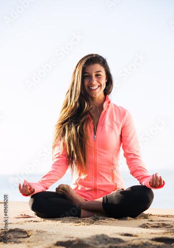 Poster Morning Meditation
