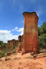 Isimila Stone Age Site in Tanzania