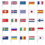 vector flags set - pinning to map