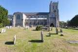 Christchurch Priory & Graveyard