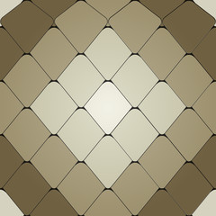 vector seamless snake skin pattern