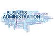 """BUSINESS ADMINISTRATION""  Tag Cloud (organization company b2b)"