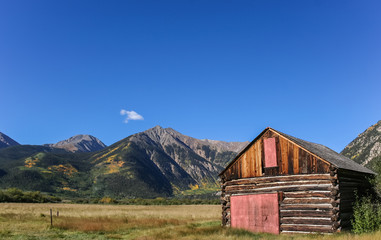 Mountain shed