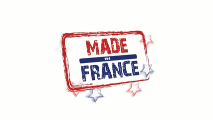 Made in France label fabrication française animation vidéo