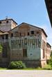 Castle of Roccabianca. Emilia-Romagna. Italy.