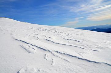 Pista de nieve