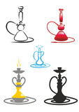 hookahs collection