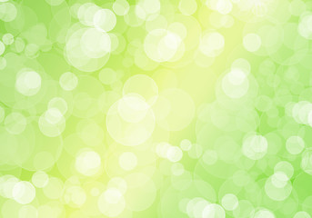 Boke Hintergrund Grüner Frühling
