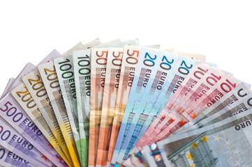 Geldscheinbogen