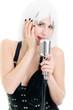 Gefühlvolle Rock-Sängerin