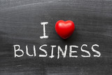 love business