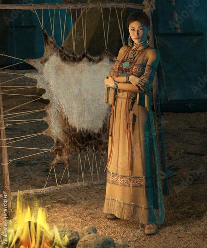 Cheyenne Lady