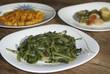 variety of Italian food