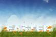 Osternfest Hintergrund