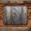 Fond vintage bois et peau de serpent