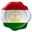 Wachssiegel Tadschikistan