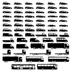 set car silhouette